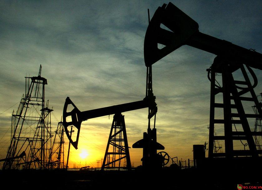 Giao dịch dầu thô trên MT4