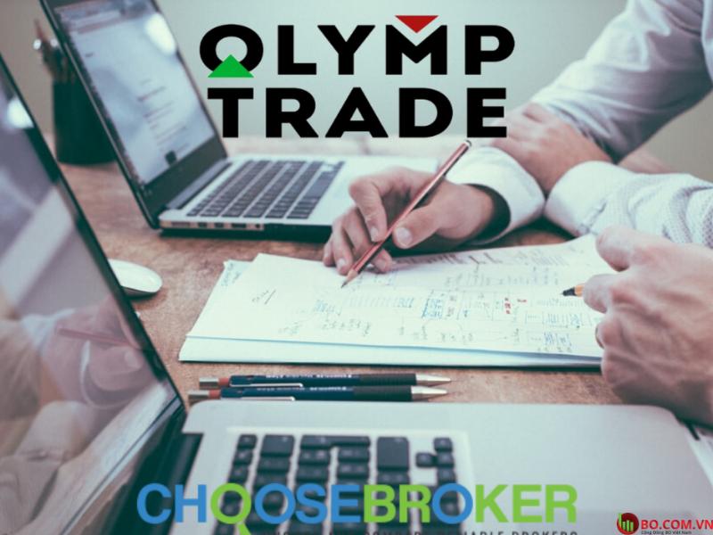 Giao dịch tại Olymp Trade