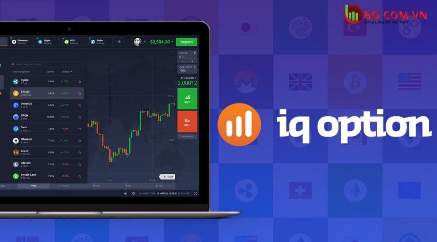 Những tính năng giao dịch của IQ Option