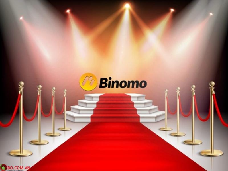 Sàn Binomo có là sàn giao dịch quyền chọn nhị phân uy tín