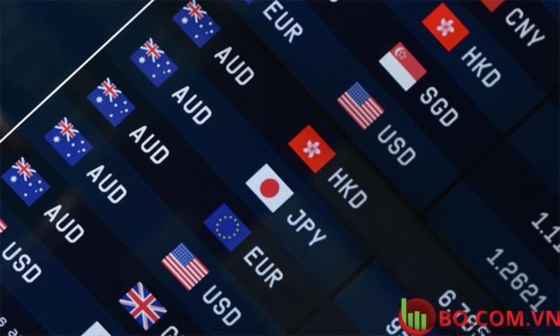 Cặp tiền tệ giao dịch ngoại hối