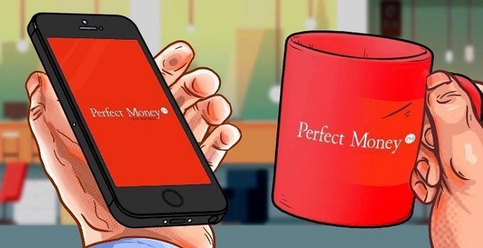 Hướng dẫn nạp tiền vào perfect money