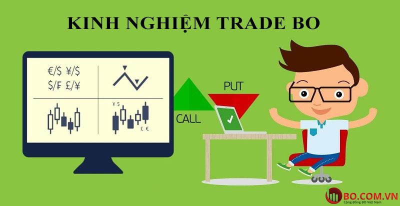 Kinh nghiệm trade BO là gì