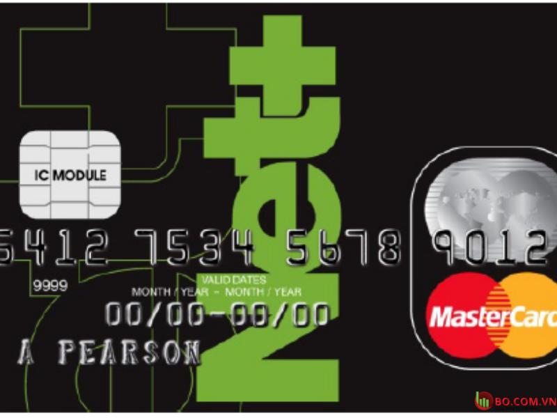 Thẻ Mastercard Net Plus Neteller