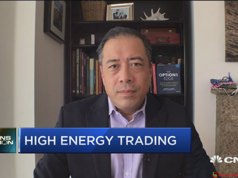 Giám đốc Công ty Cổ phần Tối ưu hóa Michael Khouw