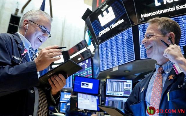 cổ phiếu Mỹ đảo chiều