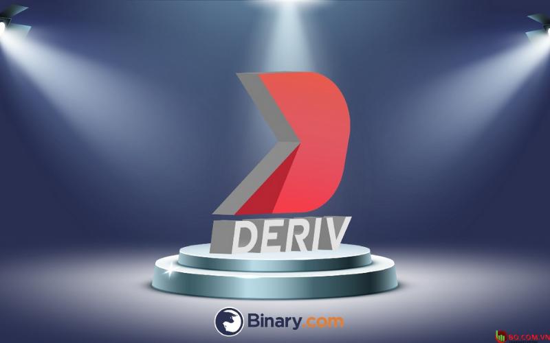 Đánh giá sàn Deriv.com