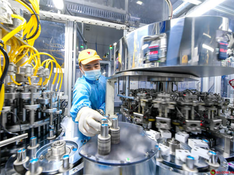 Chỉ số PMI Caixin/Markit là chỉ số kinh tế tổng hợp phản ánh hoạt động kinh doanh của khối sản xuất