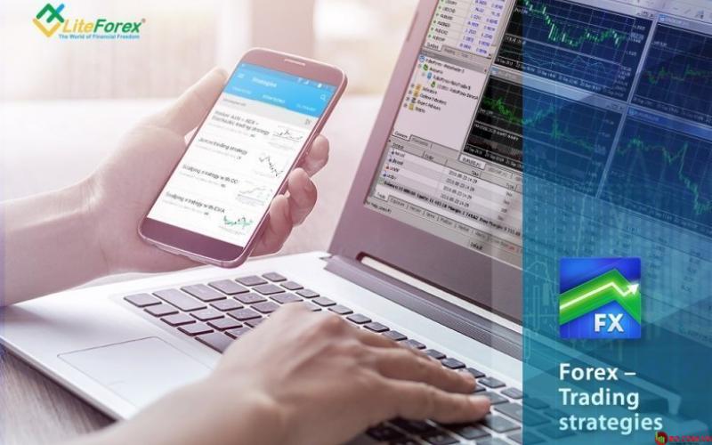 Chiến lược giao dịch tại LiteForex