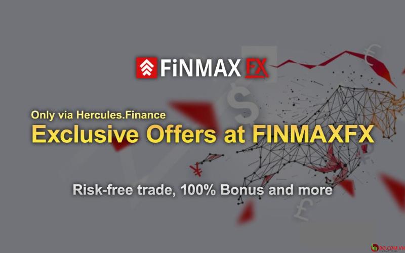 Khuyến mãi tại sàn Finmax