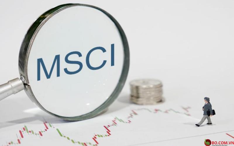 Chỉsố MSCI Ấn Độ tăng 39,36 từ giữa tháng 4 đến ngày 14 tháng 10 giờ Mỹ