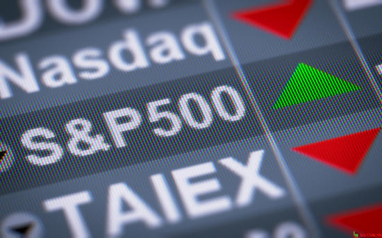 Chỉ số S&P 500 bao gồm 500 công ty thuộc nhiều lĩnh vực của Hoa Kỳ.