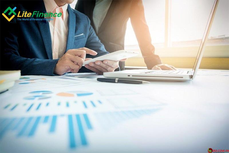 Tài sản tại sàn giao dịch Litefinance