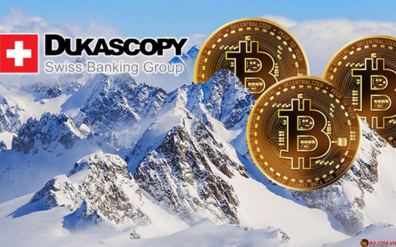 Đánh giá sàn Dukascopy Tiền điện tử độc quyền
