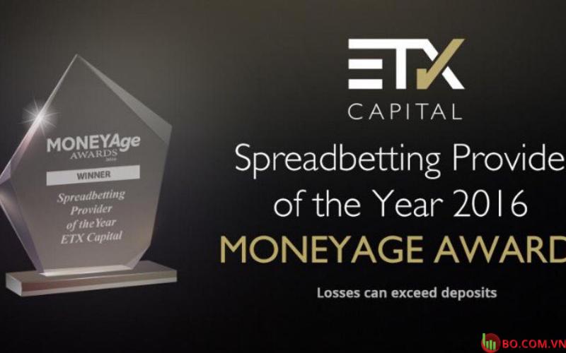nh giá sàn ETX Capital 2020