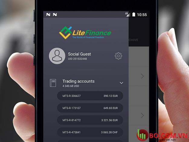 LiteFinance là gì?