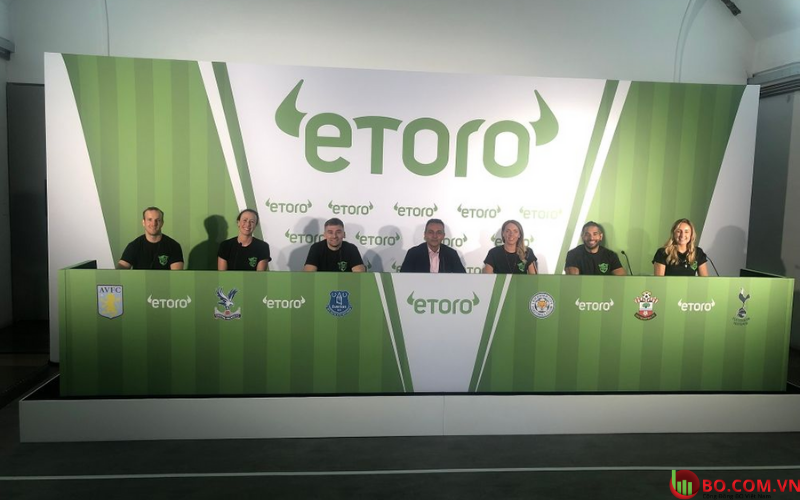 Sàn giao dịch Forex Etoro