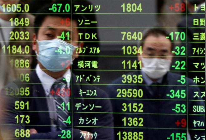 Thị trường cổ phiếu Châu Á