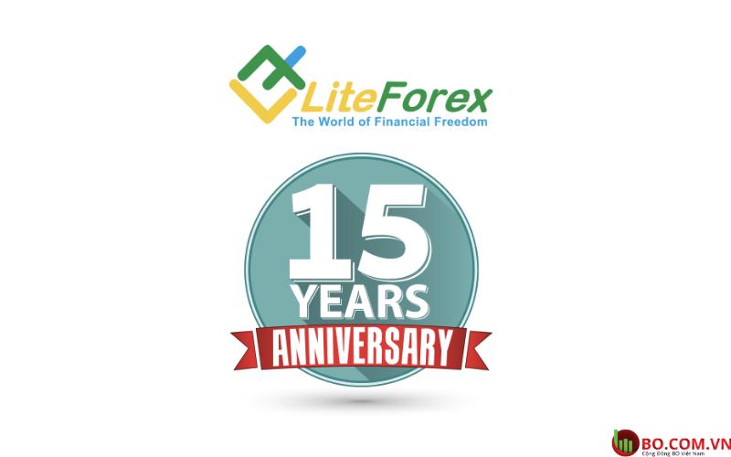 Top 5 sàn Forex uy tín LiteForex