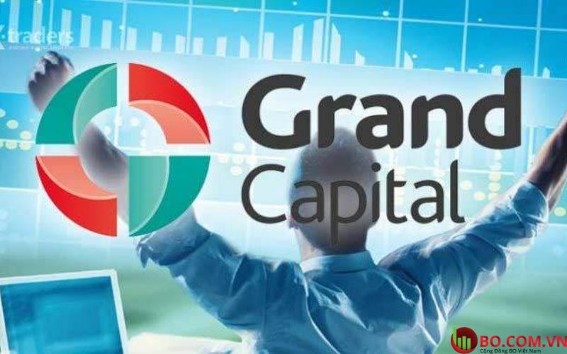 Đánh giá sàn Grand capital cho trader Việt