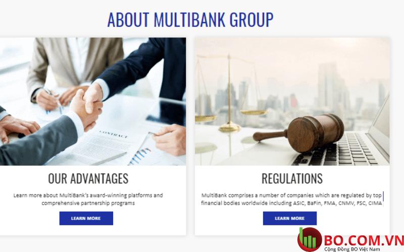 Đánh giá sàn Multibank Group cho nhà đầu tư mới