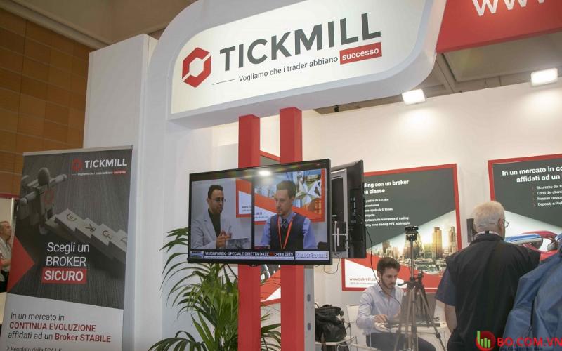Đánh giá sàn TickMill mới nhất 2020