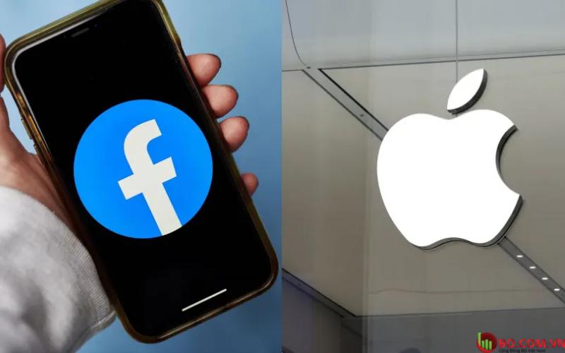 Apple bị cáo buộc bởi Facebook