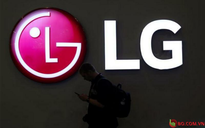 Cổ phiếu LG Corp đi ngang