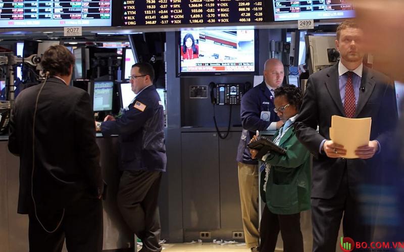 Cổ phiếu tại phố Wall mở cửa thấp