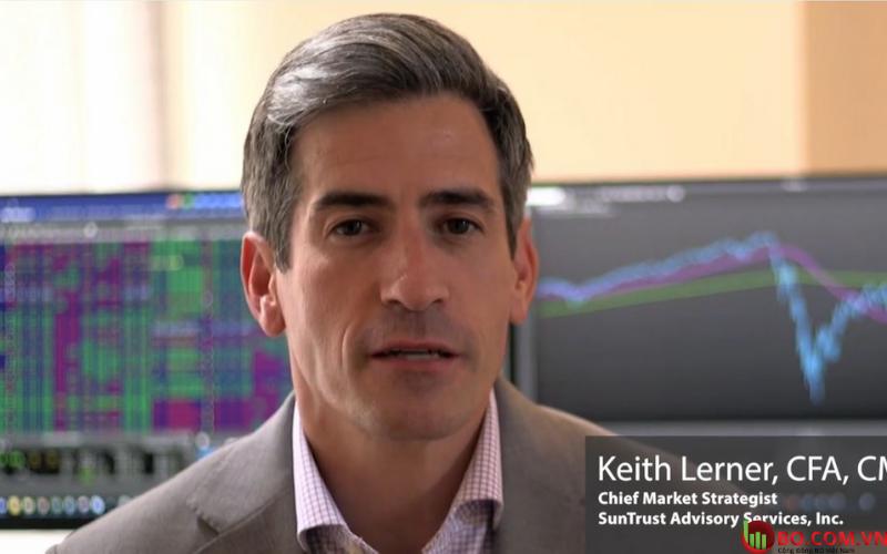 Keith Lerner, trưởng chiến lược gia thị trường tại Truist
