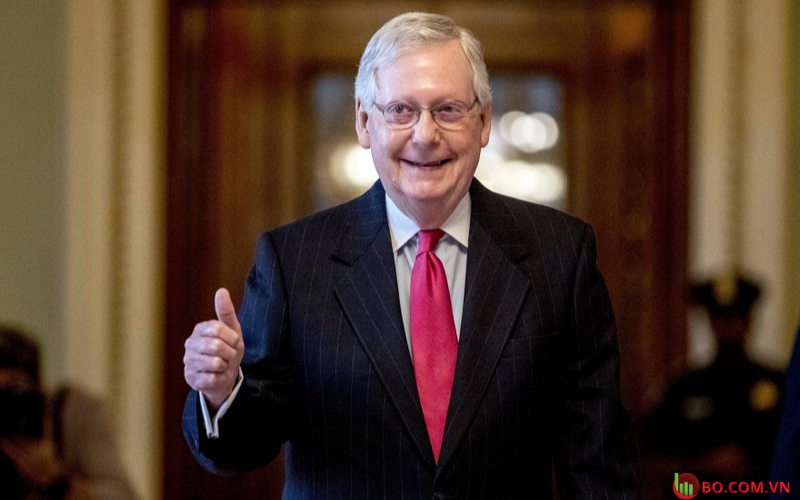 Lãnh đạo Đa số Thượng viện Mitch McConnell