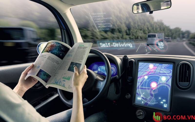 Mục tiêu xe hơi tự lái năm 2024 của Apple