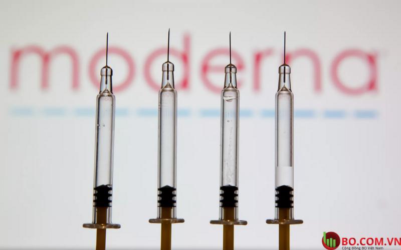 Moderna và Pfizer tung vắc xin giúp giữ vững tâm lý thị trường