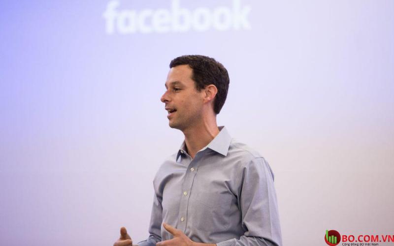 Phó Chủ tịch phụ trách Quảng cáo và Sản phẩm Kinh doanh của Facebook, Dan Levy