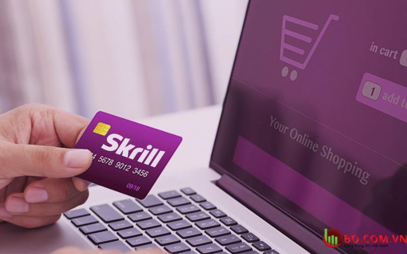 Skrill là gì Cách chuyển tiền qua Skrill