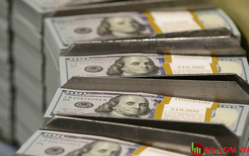 Đồng đô la Mỹ đã giảm phiên thứ ba liên tiếp vào thứ năm