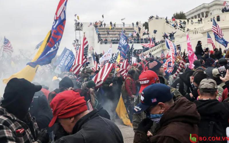 Bạo loạn ở điện Capitol Hoa Kỳ