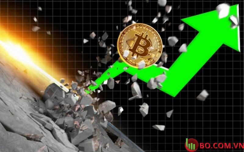 Bitcoin tăng vọt đến mức cao nhất từ trước đến nay