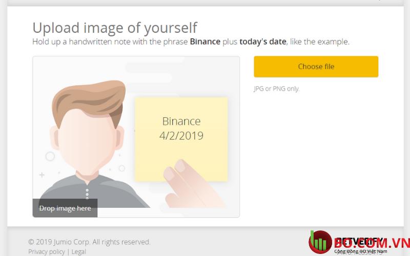Các bước đăng ký tài khoản Binance là gì