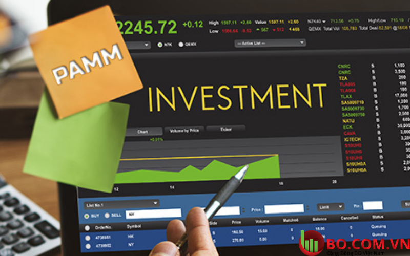 Các tiêu chí lựa chọn quỹ PAMM