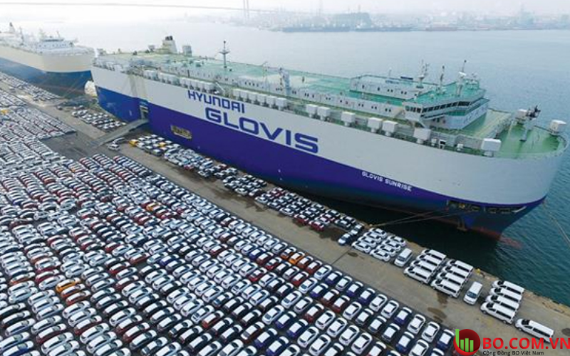 Cổ phiếu Hyundai Motor tăng