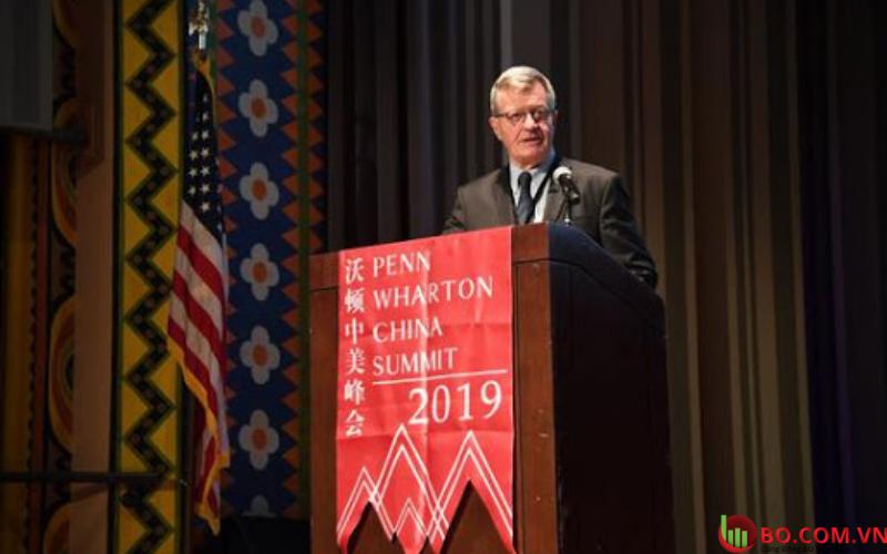 Max Baucus đại sứ Hoa Kỳ tại Trung Quốc từ năm 2014 đến năm 2017