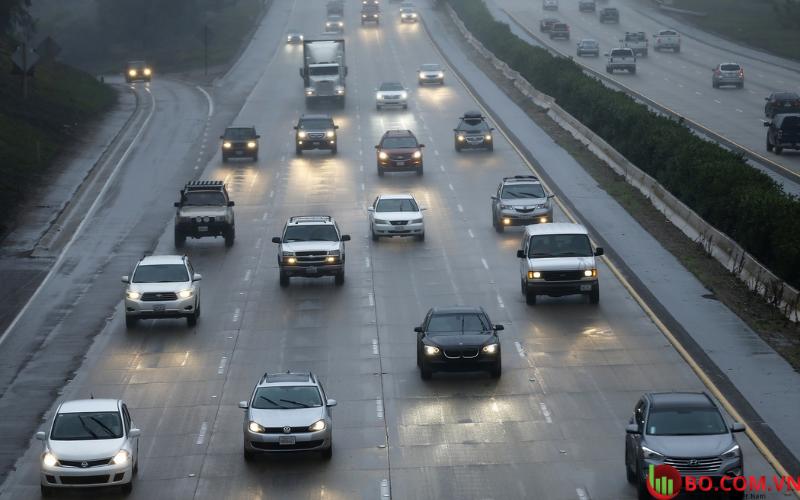 Nhu cầu xăng tại Hoa Kỳ giảm