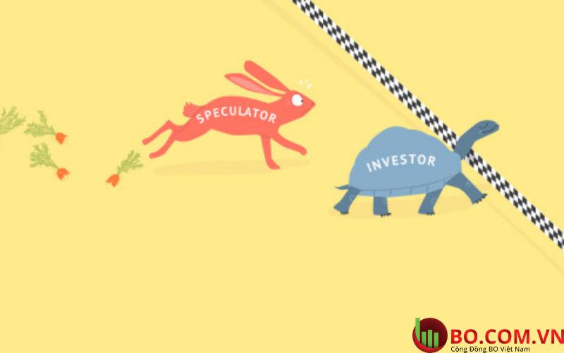 Sự khác nhau giữa đầu tư và đầu cơ là gì