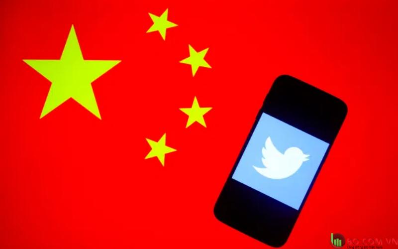 Tài khoản Twitter của đại sứ quán Hoa Kỳ tại Trung Quốc bị khóa