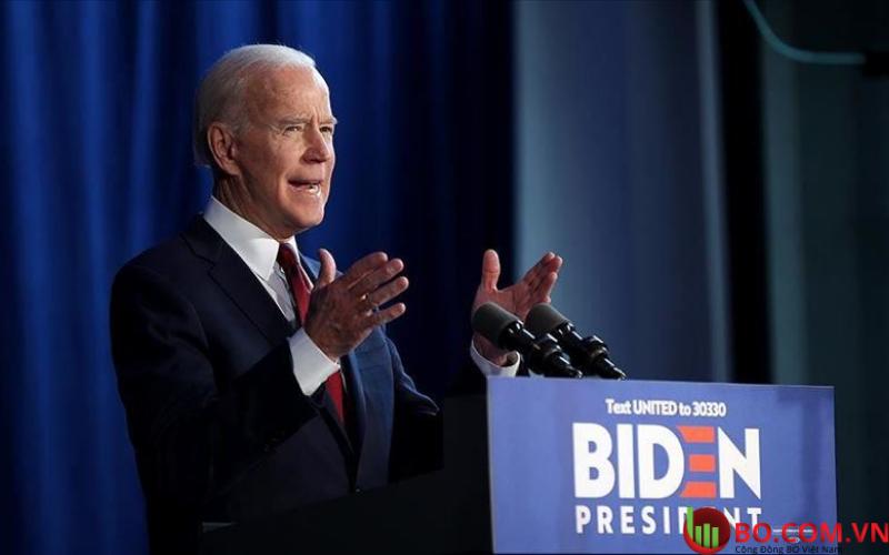 Tổng thống kế nhiệm của Hoa Kỳ, ông Biden có những động thái đầu tiên