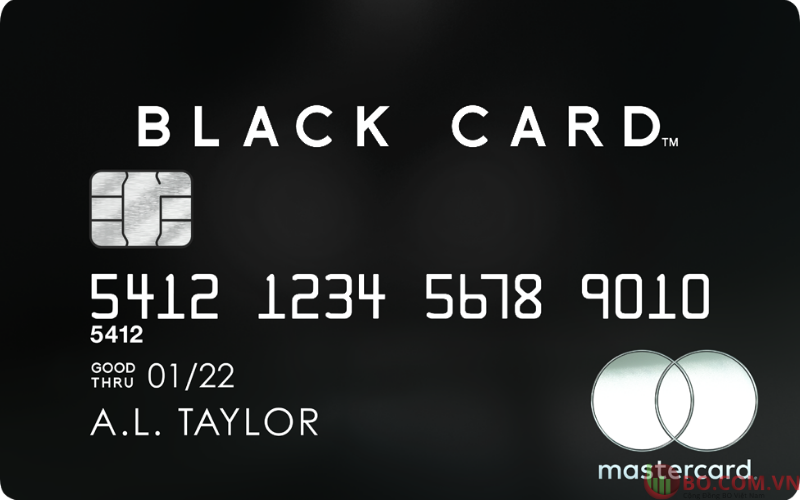 Thẻ tín dụng Black Card là gì