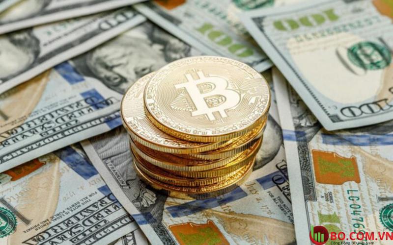 Tiền điện tử tăng khi đồng đô la Mỹ giảm giá