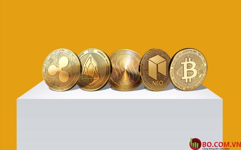Trade crypto là gì