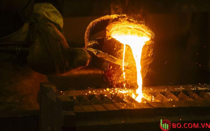 Các kim loại như đồng, nhôm, kẽm đều tăng